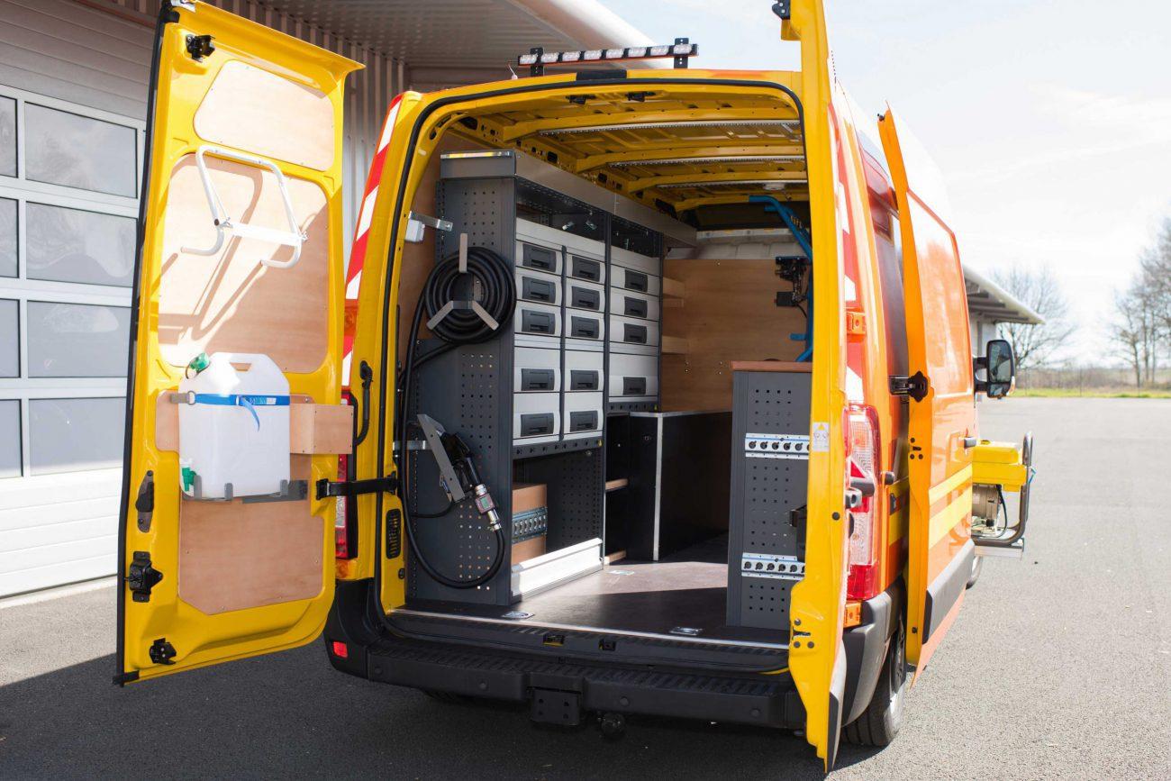 Commercial Van Insurance – Same Trend as Celtic Tiger