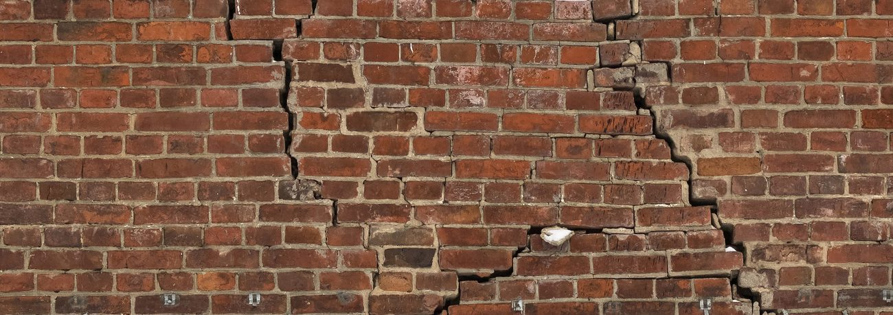 If you have cracks in your walls - will your home insurance cover it?
