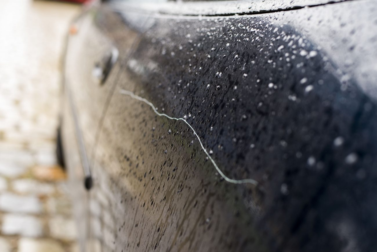 Does car insurance cover acts of vandalism