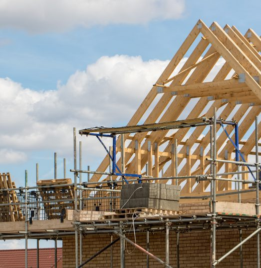 Home insurance for a new build construction