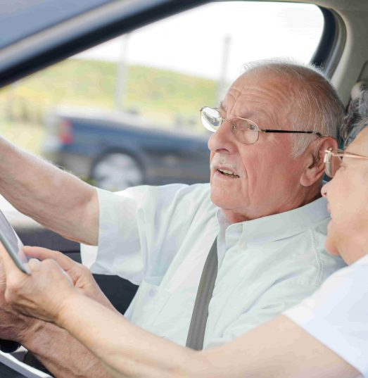 Car insurance for over 70s